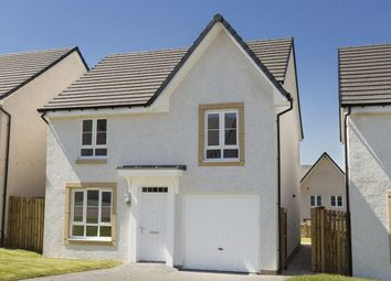 "Thumbnail 4 bedroom detached house for sale in ""Crichton"" at Woodlands Grove, Lower Bathville, Armadale, Bathgate"