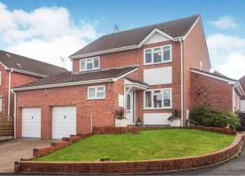 Thumbnail 4 bed detached house for sale in Tollhouse Road, Bromsgrove