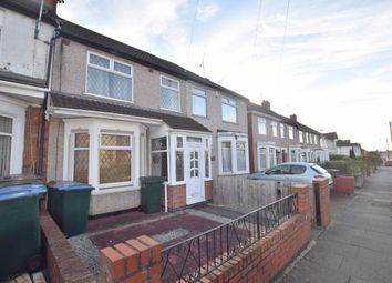 Thumbnail 2 bedroom terraced house to rent in Grangemouth Road, Radford, Coventry