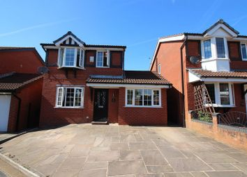 Thumbnail 3 bed detached house for sale in Church Croft, Hollins