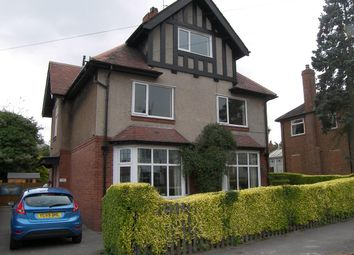 Thumbnail 3 bedroom flat to rent in Woodside, Harrogate