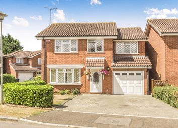 Thumbnail 4 bed detached house for sale in Beverley Gardens, Welwyn Garden City