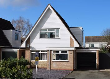 Thumbnail 3 bed detached house for sale in Gorsty Lane, Hereford