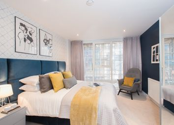 Thumbnail 2 bed duplex for sale in Hancock Road, London