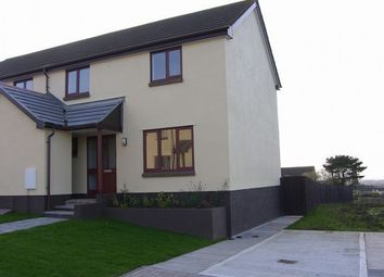 Thumbnail 3 bed semi-detached house to rent in Graham Road, Redruth