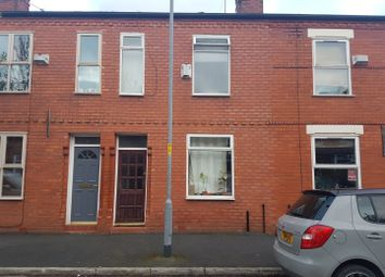 Thumbnail 2 bedroom terraced house to rent in Burdith Avenue, Manchester