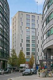 Thumbnail 1 bed flat for sale in Canalside Walk, London
