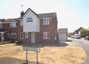 Thumbnail 3 bed detached house for sale in Osprey Close, Middlewich
