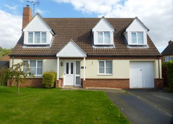 Thumbnail 4 bed detached house to rent in Ormsby House Drive, Mareham-Le-Fen, Boston