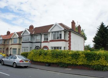 Thumbnail 4 bed semi-detached house to rent in Glenfrome Road, Eastville, Bristol
