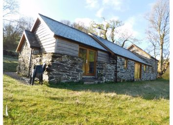 Thumbnail 3 bed detached house for sale in Cwmyglyn, Bala