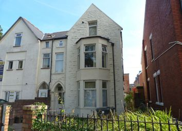 Thumbnail 2 bed flat to rent in Richmond Road, Roath, ( 2 Bed ), T/F