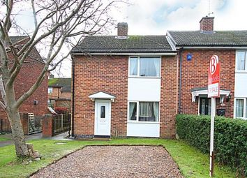 Thumbnail 2 bedroom end terrace house for sale in Lilac Road, Beighton, Sheffield, South Yorkshire