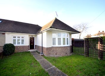 Thumbnail 3 bed semi-detached bungalow for sale in Matlock Way, New Malden