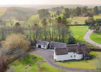 St. Mellion, Saltash PL12. 2 bed detached house for sale