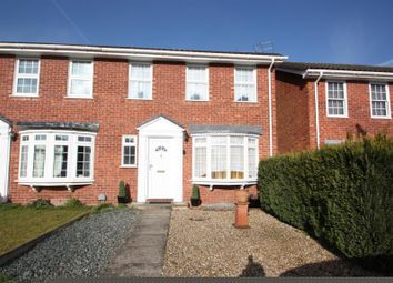 Thumbnail 3 bedroom end terrace house to rent in Blenheim Close, West Byfleet
