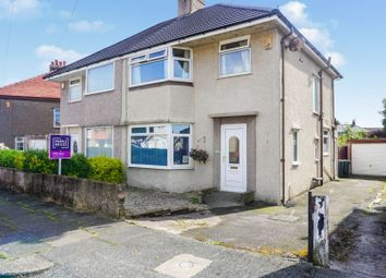 Thumbnail 3 bed semi-detached house for sale in Regent Park Grove, Morecambe