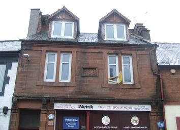 Thumbnail 2 bedroom flat for sale in Market Square, Dumfries