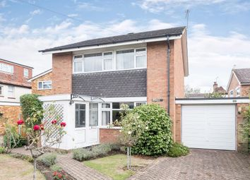 Thumbnail 3 bed detached house for sale in Old Woking, Woking