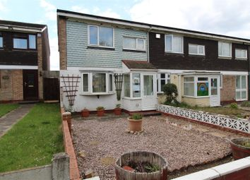 3 bed end terrace house for sale in Richmond Way, Chelmsley Wood, North Solihull B37