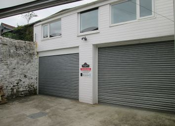 Thumbnail Commercial property to let in Rear Of 52 Eaton Crescent, Uplands, Swansea, City & County Of Swansea.