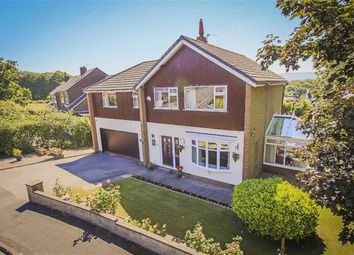 Thumbnail 5 bed detached house for sale in Harewood Avenue, Simonstone, Lancashire
