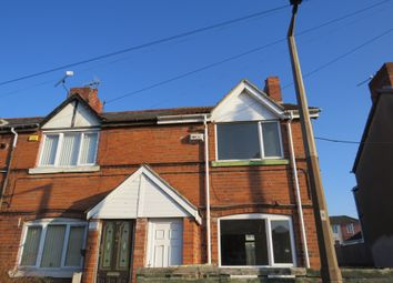 Thumbnail 3 bed end terrace house for sale in Leicester Road, Dinnington, Sheffield