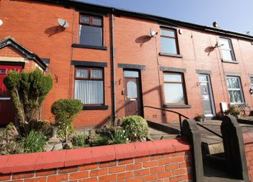 Thumbnail 2 bed terraced house for sale in Bolton Road, Hawkshaw, Bury