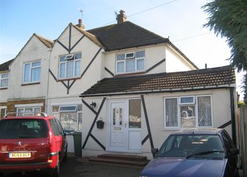 Thumbnail 5 bed semi-detached house for sale in Northumberland Road, Maidstone, Kent