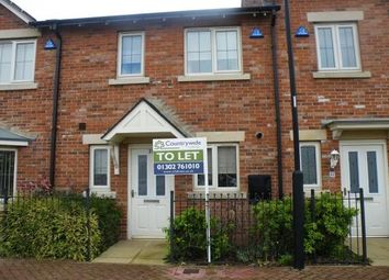 Thumbnail 2 bed terraced house to rent in Sunningdale Drive, Edlington, Doncaster