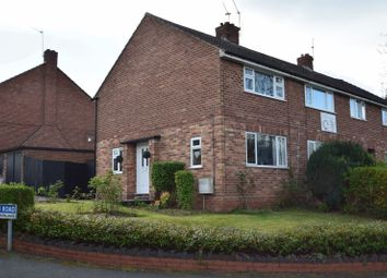 Thumbnail 2 bedroom end terrace house for sale in Larkfield Road, Redditch