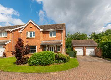 Thumbnail 4 bed detached house for sale in Sundridge Park Close, West Bridgford, Nottingham