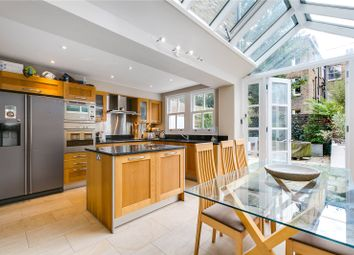 Thumbnail 5 bed terraced house to rent in Chesilton Road, Fulham, London