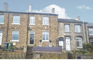 Thumbnail 2 bed terraced house for sale in Fleminghouse Lane, Waterloo, Huddersfield