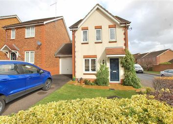Thumbnail 3 bed detached house for sale in Fairfield Way, Stevenage, Herts