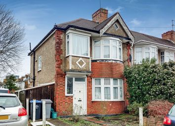 Thumbnail 3 bed semi-detached house for sale in Elms Gardens, Sudbury / Wembley