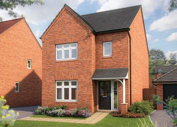 """Thumbnail 3 bed semi-detached house for sale in """"The Cypress"""" at Irthlingborough Road, Wellingborough"""