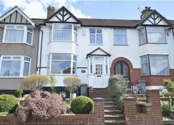 Thumbnail 4 bed terraced house to rent in Wood Close, London