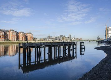Thumbnail 1 bedroom flat for sale in Molasses House, Clove Hitch Quay, London