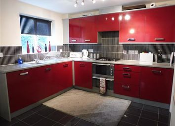 Thumbnail 4 bed detached house to rent in Stackyard Close, Thorpe Astley, Leicester