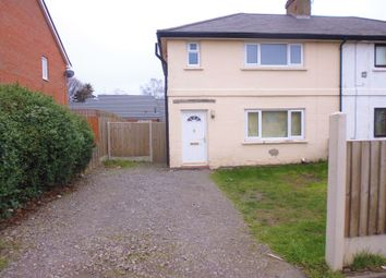 Thumbnail 3 bedroom semi-detached house to rent in South View, Telford, Trench