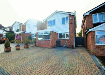 Thumbnail 3 bed detached house for sale in Lockton Road, Stirchley, Birmingham