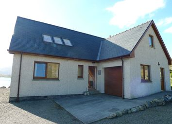 Thumbnail 4 bed detached house for sale in 3 Bunavoneadar, Isle Of Harris