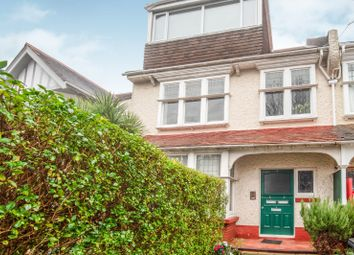 Thumbnail 1 bed flat to rent in Wilbury Crescent, Hove