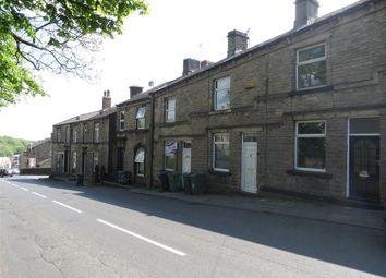 Thumbnail 1 bedroom terraced house to rent in Scar Lane, Milnsbridge, Huddersfield