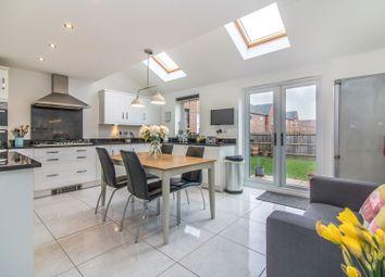 Thumbnail 5 bed detached house for sale in Marmion Close, Market Harborough