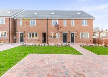 Thumbnail 3 bed town house for sale in Turley Street, Dudley