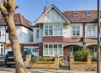 Thumbnail 5 bed property to rent in Park Drive, East Sheen, London
