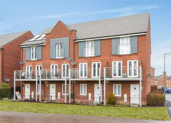 Thumbnail 3 bed town house for sale in Viscount Gardens, Eastleigh, Hampshire