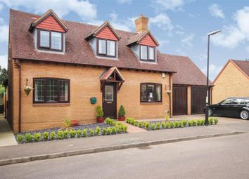 Thumbnail 2 bed detached house for sale in Lunchfield Lane, Moulton, Northampton